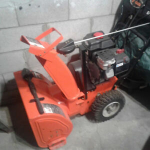"Almost New Ariens 20"" snowblower for sale"