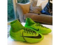 SIZE 5.5 MERCURIAL FOOTBALL BOOTS IN GOOD CONDITION