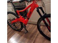 Orange Alpine 5 29er Mountain Bike Frame