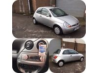Ford Ka 1.3 Collection Edition**Low Mileage* Mot** Cheap Runabout**