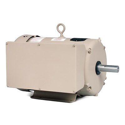 Baldor Fdl3732m Electric Motor -- 7.5 Hp 1ph 17301800 Rpm 1ph 60hz