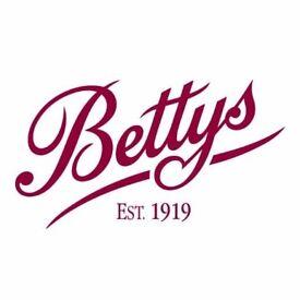 Bettys gift card £30