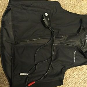 Tourmaster Heated Vest and Gloves