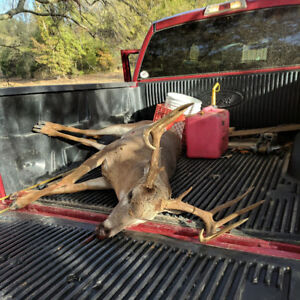 Two Man Deer Hunting Trip Nov 16-19 ,2018 Four Day Hunt(  2 People)