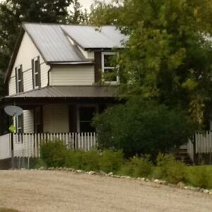 House for rent west of Edson