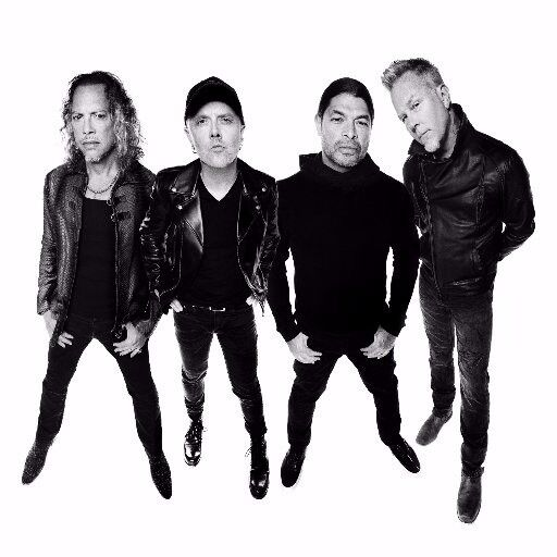 Metallica @ The o2 2 x Standing tickets available may negotiate price 22/10/17 @ 6pm