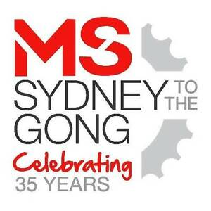 Volunteers Needed - 35th MS Sydney to the Gong Ride! Wollongong Wollongong Area Preview