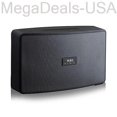 VARO WSD-602 Portable WiFi + Bluetooth Multi-Room Speaker, Vibe