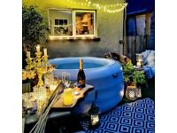 Lay z spa hire Hot tub hire Jacuzzi