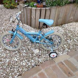 Young child's bike