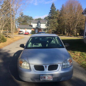 REMOTE  START! 2005 Pontiac G5 Sedan with brand new battery