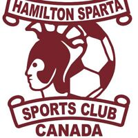U18 Girls Hamilton Sparta-Looking for one more player