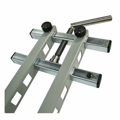 Set of Three  DAMSTOM Professional Woodworking Panel Clamps
