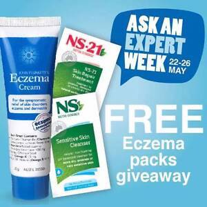 FREE ECZEMA ADVICE & GIVEAWAYS Warriewood Pittwater Area Preview