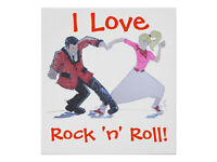 Rock n Roll/Jive Class Thursday Nights Llangefni