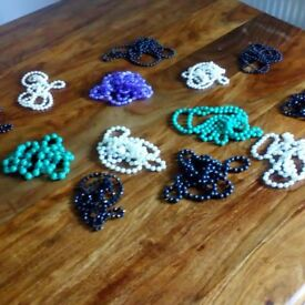 Selection of Bead Necklaces
