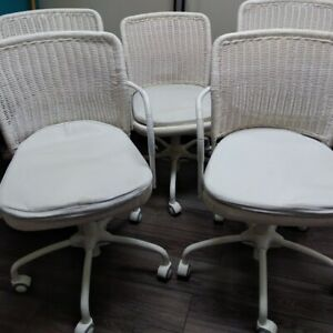 Nice patio chairs, just in time for Spring!