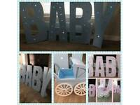 Baby shower hire packages