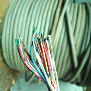 Wire 24 AWG CSA PCC FT4