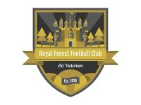 Royal Forest Football Club 11 aside Mens Team Looking for NEW PLAYERS