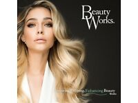 BeautyWorks Weft Extensions + Tape Extensions