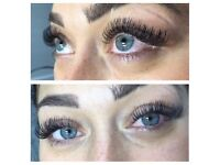Mobile and salon based individual semi-permanent eyelash extension & lash lift / tint technician