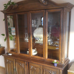 MADE IN CANADA CHINA CABINET