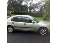Rover 25 impression for sale