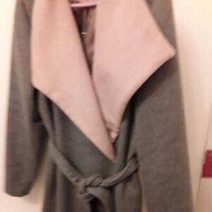 XL wool coat