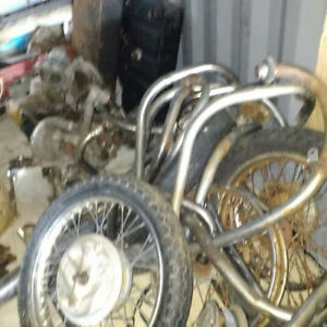 A.V.M.S. annual motorcycle swap meet Sept 29th
