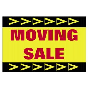 Moving / Garage Sale August 25th at 9am
