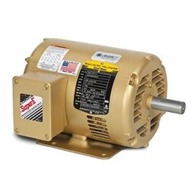 Em31115 1 Hp 3450 Rpm New Baldor Electric Motor Old Em3115