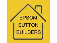 Painting & Decorating Services - Epsom-Sutton Builders - SW London areas