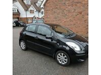 Toyota Yaris 5 door 1 owner from new low mileage full hustory