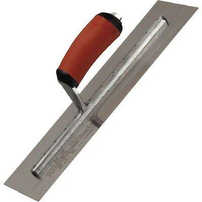 Marshalltown 18x4 12 Carbon Steel Plastering Finishing Trowel Plaster Tools