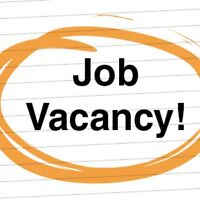 GENERAL LABOR/UPHOLSTER JOB AVAILABLE !