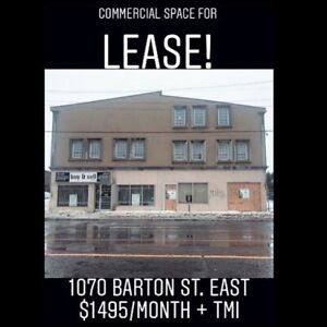 Commercial space for Restaurant, Cafe, retail near Ctr Mall