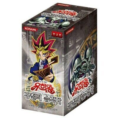 """[Yu-Gi-Oh!] Yugioh Cards """"Metal Raiders"""" Booster Box MRD-K Korean Ver"""