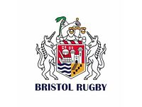 3 x Bristol Rugby Home Tickets 26th Dec v Worcester £50 Chipping Sodbury
