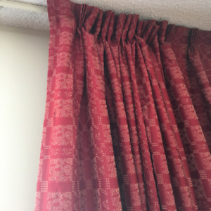 Large Thick Window Curtains Panels 144 x 84