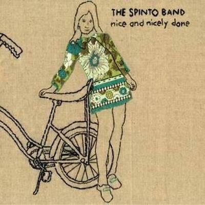 Nice And Nicely Done - The Spinto Band - Virgin - Acceptable - Audio