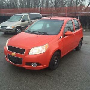 2009 Chevrolet Aveo  100% Finace approval Good/Bad/No Credit !!!