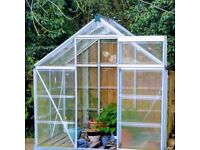 Greenhouse - Spring has sprung! At last! Don't waste a moment get out into the greenhouse..