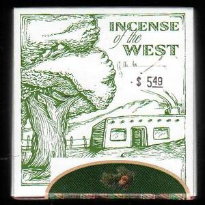 SANTA FE INCIENSO PINON INCENSE OF THE WEST - 40 COUNT