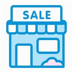 Takeaway shop - food van for sale