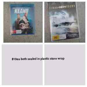 DVDS ALL BRAND NEW PRICES ARE FIRM Cranebrook Penrith Area Preview