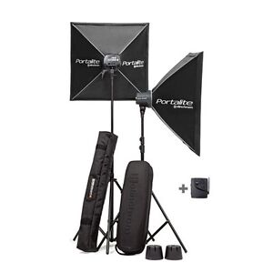 Elinchrom d-Lite RX 4 studio lighting kit