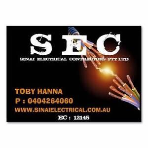 Sinai Electrical Contractors Pty Ltd Redcliffe Belmont Area Preview