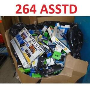 264 VIDEO GAME ACCESSORIES 204884028 UNINSPECTED