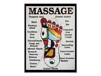 Professional Massage Therapy and Reflexology